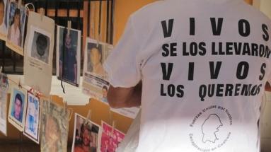 Hay miles de desaparecidos en México, muchos de ellos son de Coahuila.