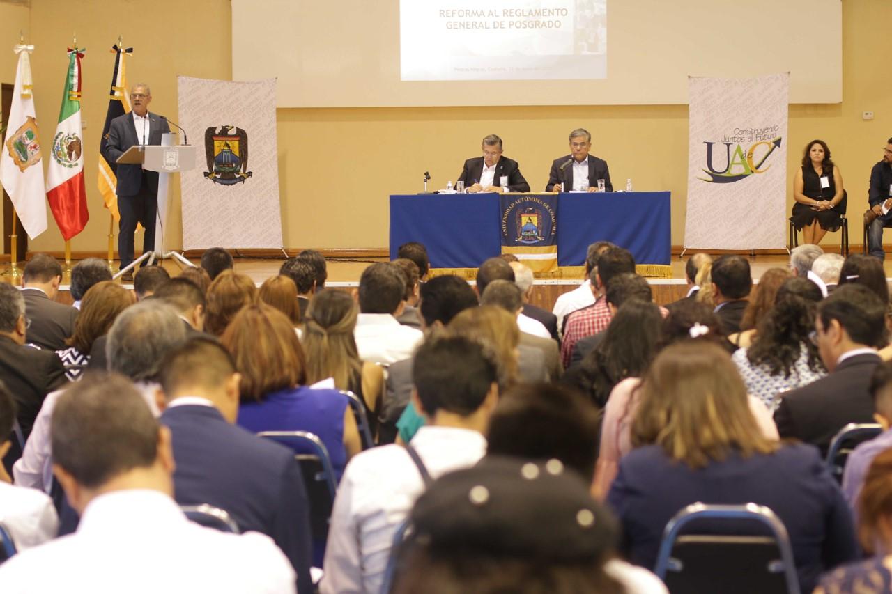 Crea la UAdeC Centro de Investigación de Geociencias Aplicadas