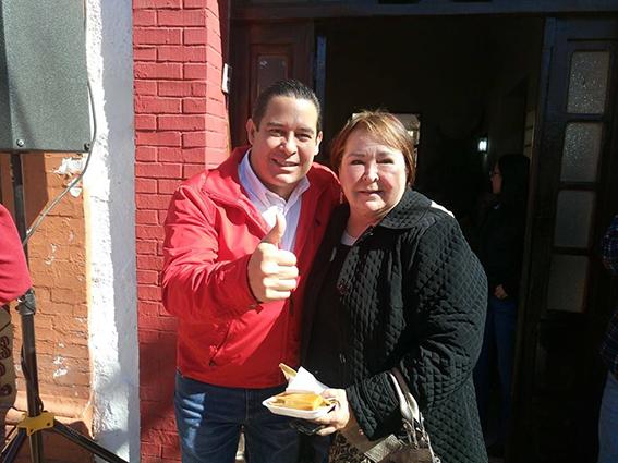 Preparan Ricardo Aguirre y Tita Flores entrega-recepción de la administración