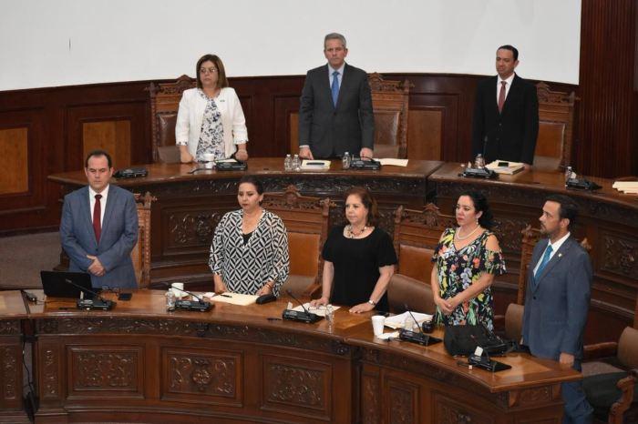 diputados de oposición