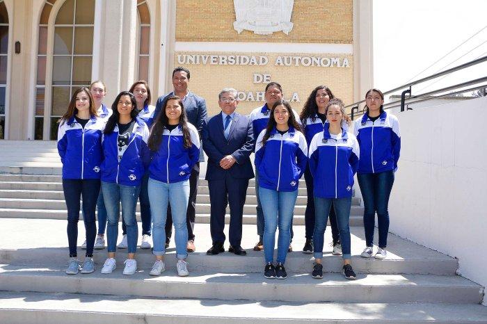 Equipos de Basquetbol Representaran a UAdeC en Nacionales 6