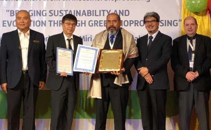 Premio cientifico sobresaliente para el año 2019 Cristobal Noe 1